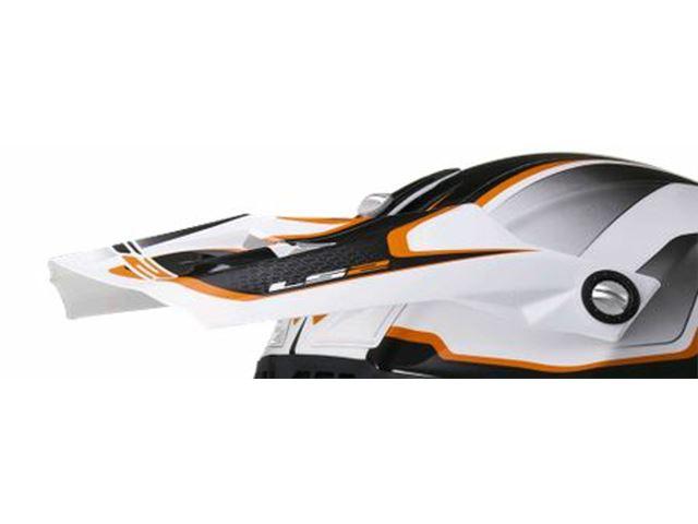 MX 456 LS2 Peak Light Compass Orange