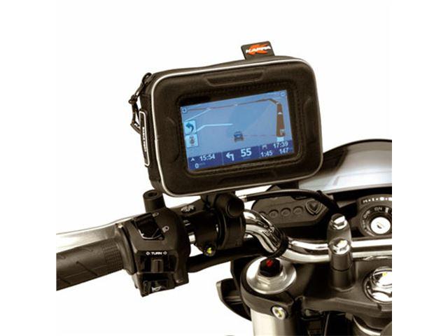 KS950 GPS Taske m/ holder til styr