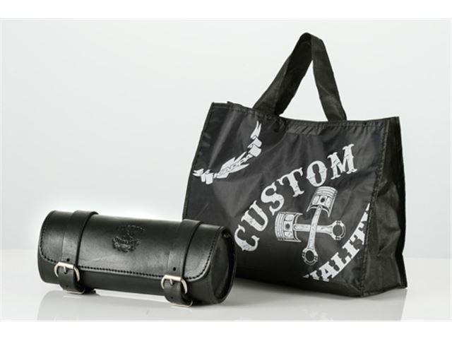 CU503 Leather custom bag (styr)
