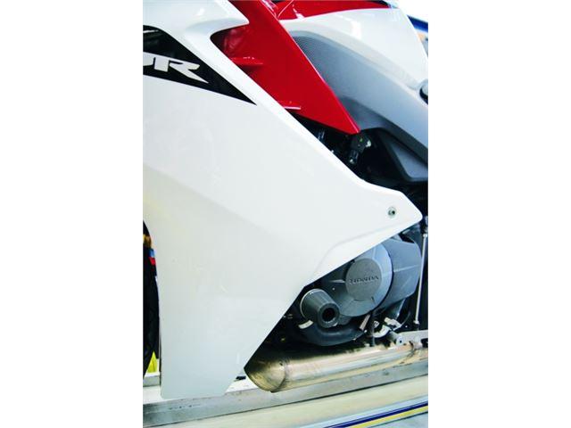 Crashpads Honda CBR600F ´11>