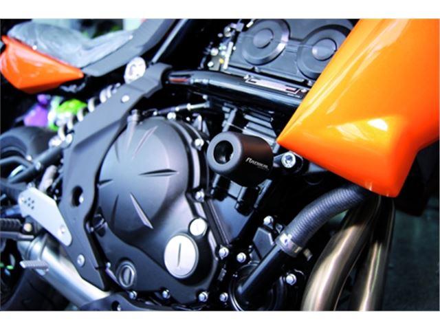 Crashpads Kawasaki ER-6 / Versys ´07>