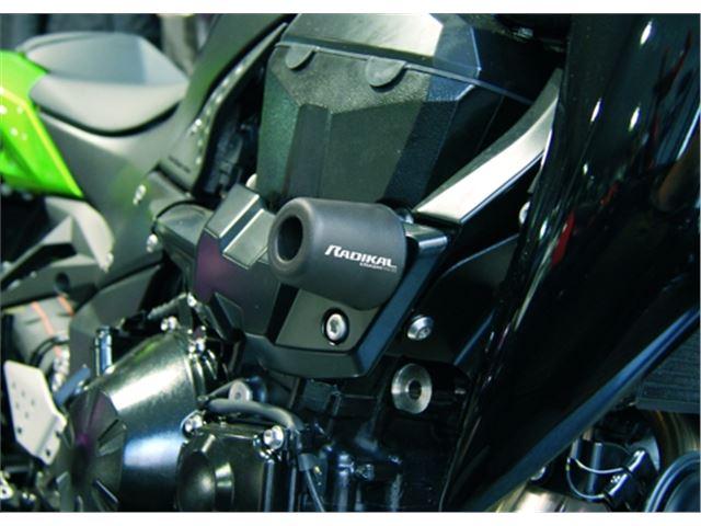 Crashpads Kawasaki Z750 ´07> Z1000 ´07-09