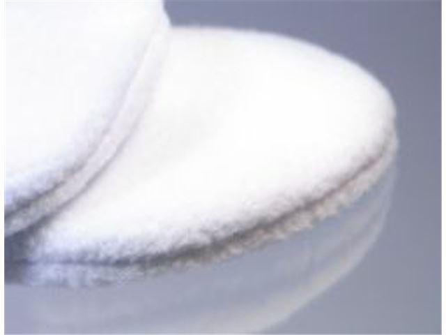 Earbag Fleece Off White S