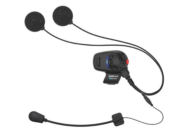 SMH5-FM Headset & Intercom w/Microp.Kit Dual Pack