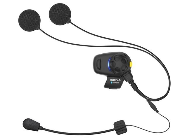 SMH5-FM Headset & Intercom w/Microp.Kit