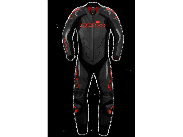 Spidi supersport wind black/red - 46