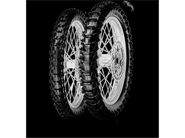 Pirelli 70/100-17 (40M) SCORPION MX32 MID SOFT