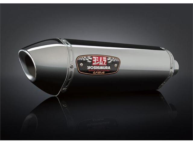 SLIP-ON R-77J GSR750 STAINLESS