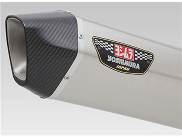 EEC Slip-on HEPTA FORCE GSX1300R Hayabusa K8- Carb