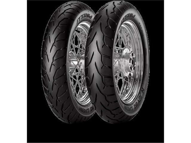 Pirelli 130/70R18 (63V) Night Dragon