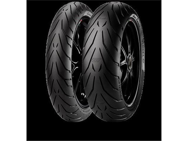 Pirelli 120/70ZR17 (58W) Angel GT