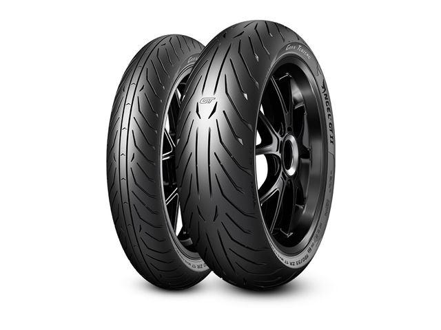 Pirelli 180/55 ZR 17 M/C (73W) TL (A) Angel GT II