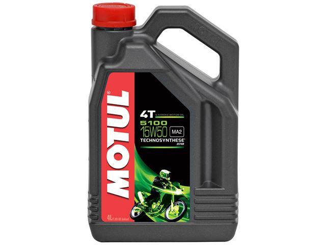 5100 MOTO 15W50 4L