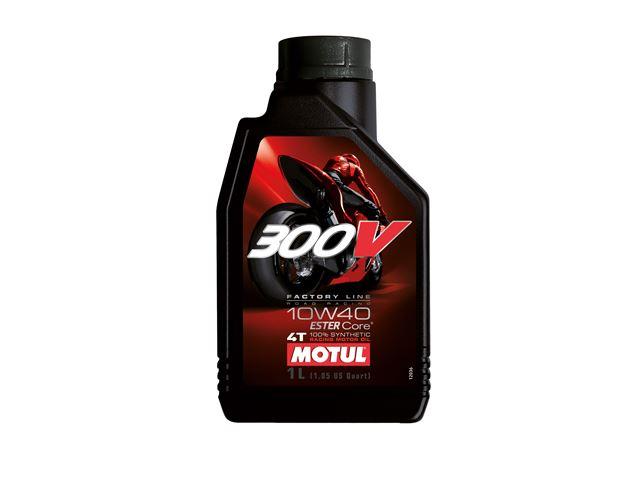 300V FACTORY LINE 4T 10W40 1L