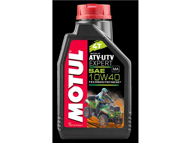 Motul ATV EXPERT 10W40 4T 1liters