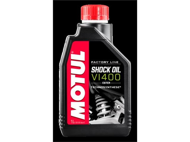Motul SHOCK OIL FL 1liters