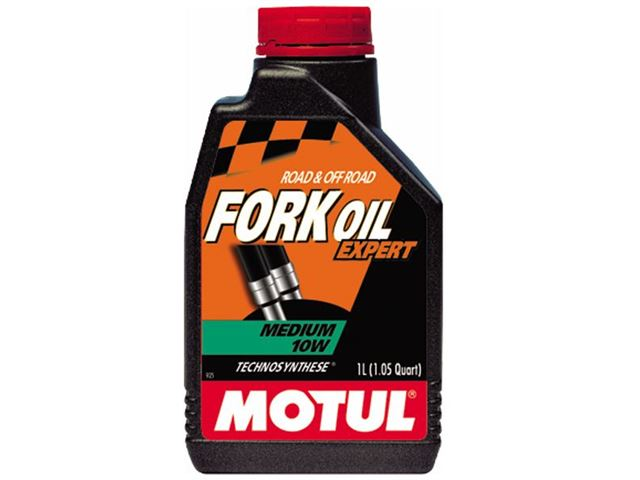 FORK OIL MEDIUM 10W 1L