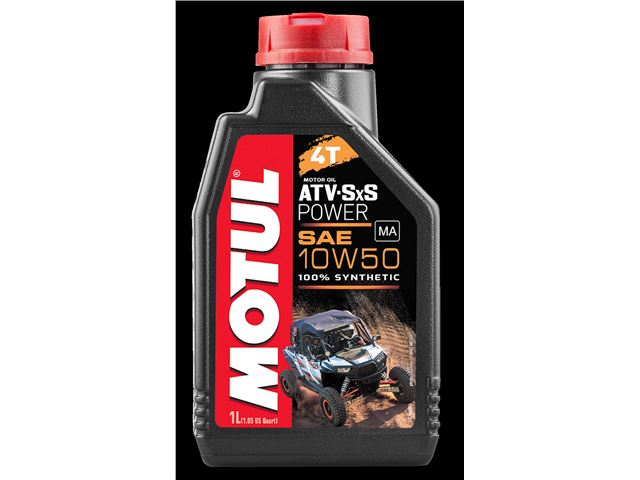 Motul ATV SxS Power 4T 10W50 1liters