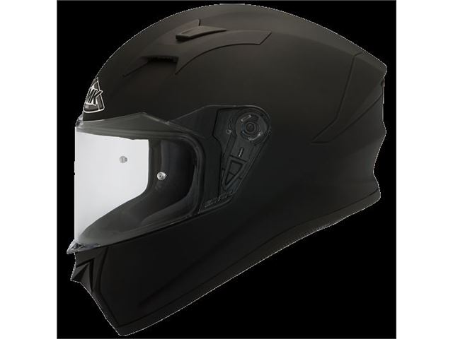 SMK Stellar matt black (fullface) XL