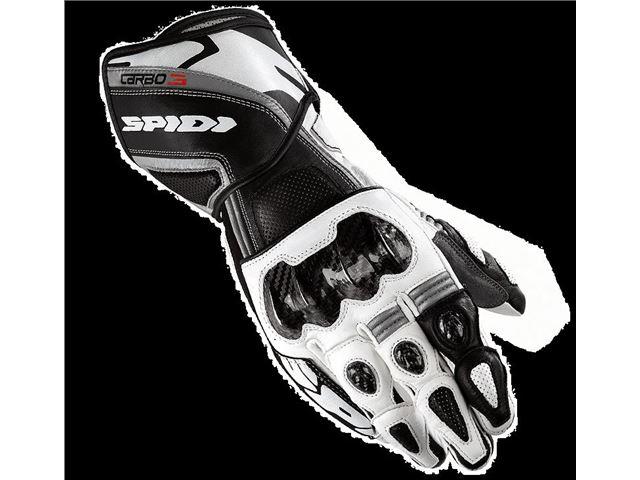Spidi carbo 3 black/white - S