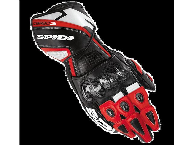 Spidi carbo 3 black/red - XXXL