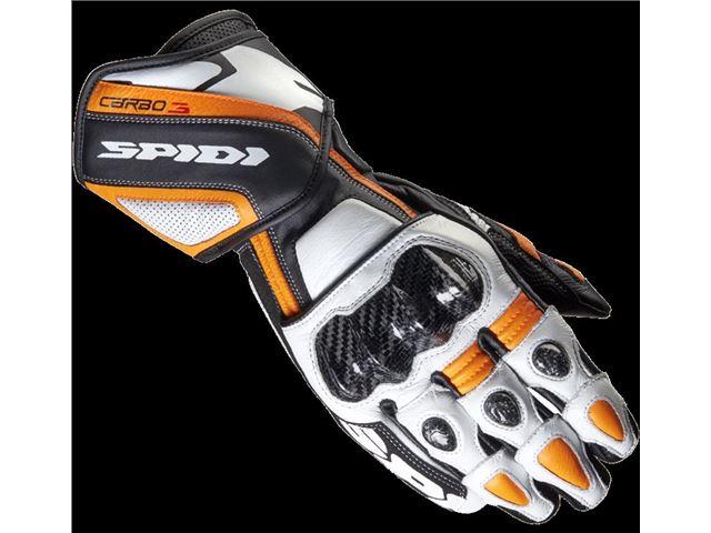 Spidi carbo 3 black/orange - S