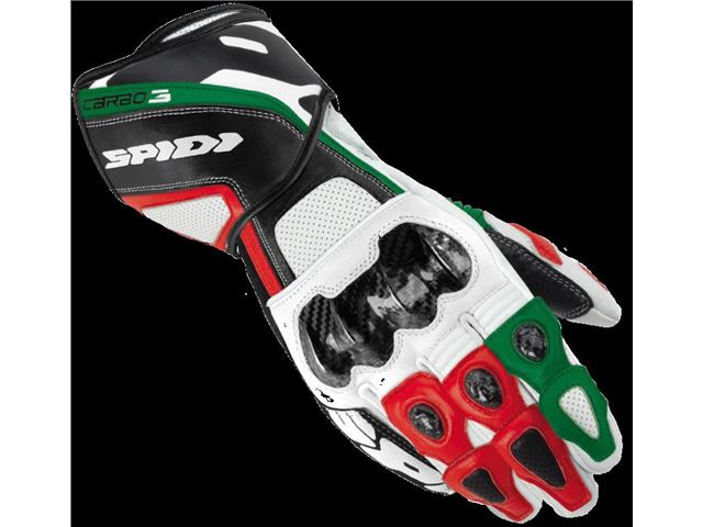 Spidi carbo 3 black/green - M