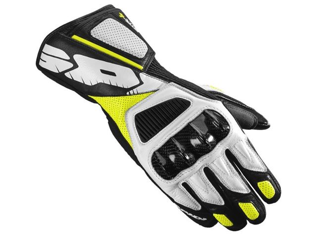 STR4 VENT black/white/yellow