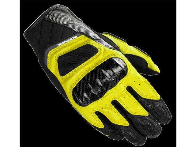 STR4 COUPE fluo yellow/black