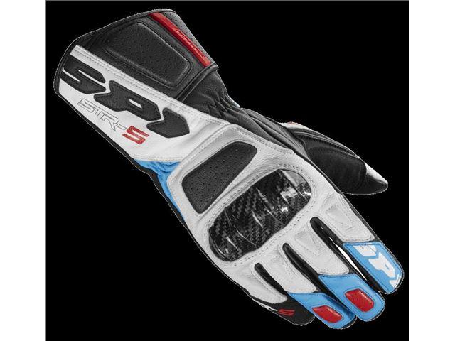 STR 5 white/blue/red