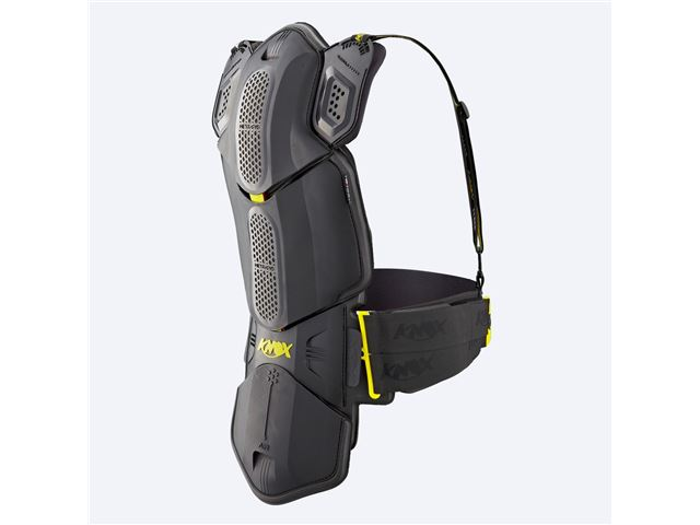 Meta-Sys Back Protector - Size S - 450mm Black