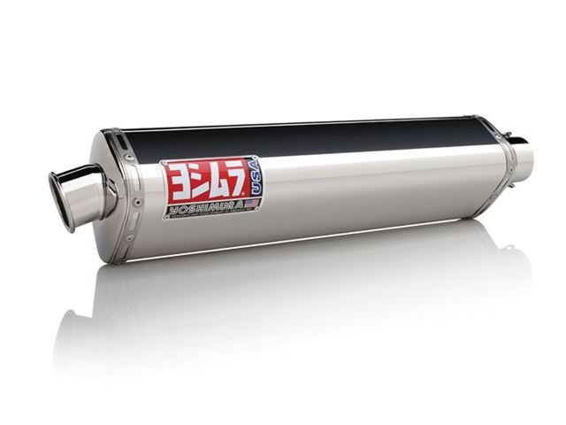 GSX1300R 99-07 TRS BO STAINLESS STEEL DUAL