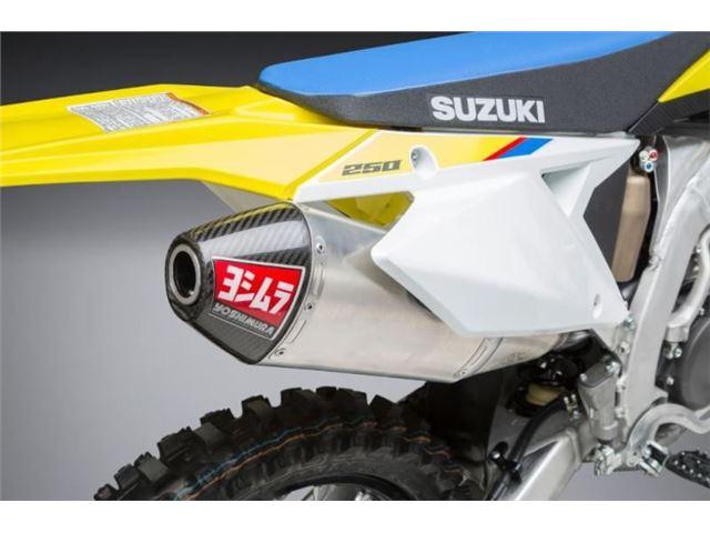Suzuki RM-Z 250 (2019) Signature RS-4 FS TI/TI/CF