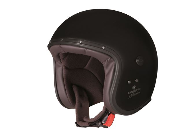 Caberg Freeride matt black 62