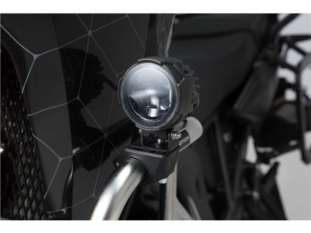 EVO LED Tågelygtekit med clamp til motorbøjle