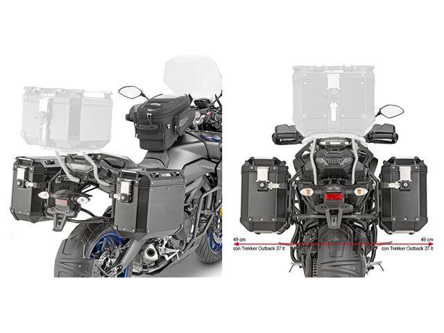 GIVI Taskeholder OUTBACK - TRACER 900/GT 18- k.SR2