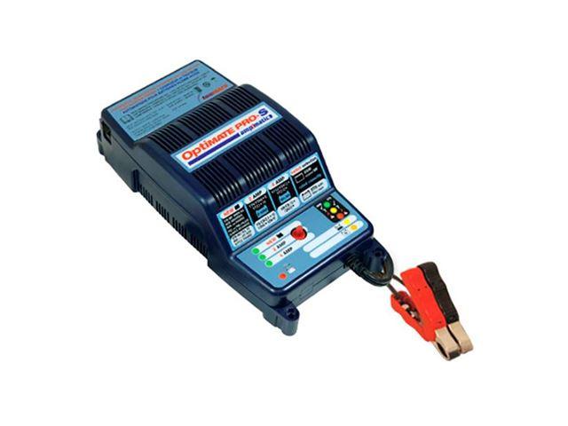 OPTIMATE PRO-S - 2 / 4 amp LADER