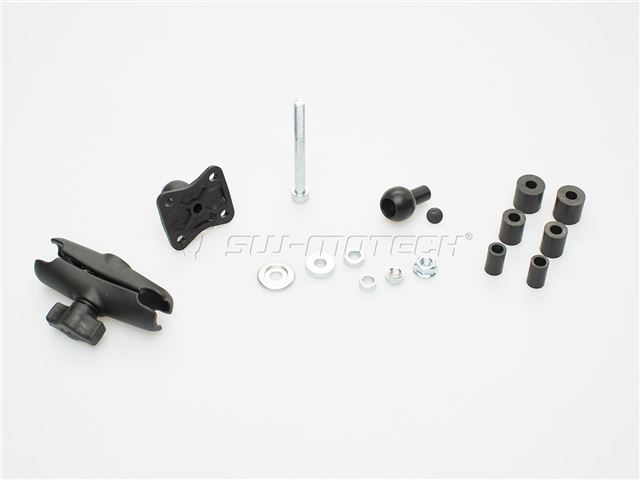 SW-Motech Ball Clamp kit 12.5 - 25.0