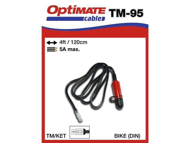 DIN connection plug (male) - bulk
