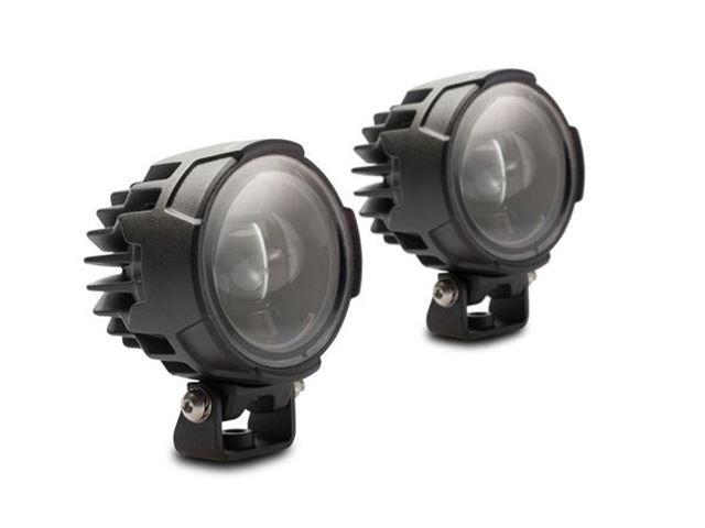 EVO LED Tågelygtekit CRF1000L til Motorbøjle