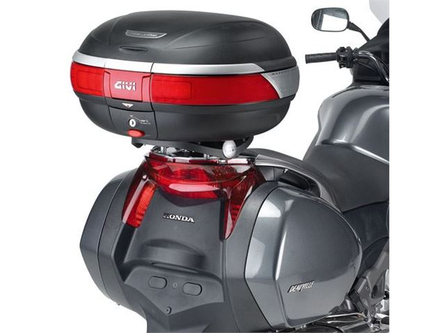 GIVI Bagagebærer m/topplade - NT700 Deauville