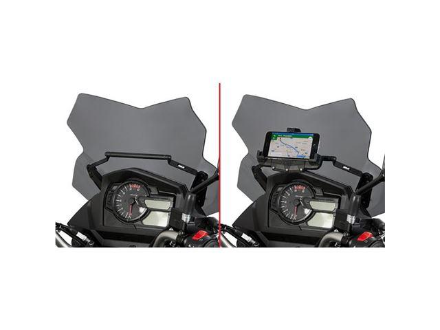 GIVI GPS HOLDER - DL650 V-STROM 17- S902A/S952-7B