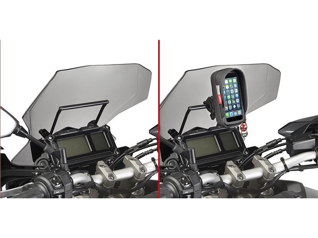 GIVI GPS HOLDER - MT-09 TRACER 15- S902A/S952-7B