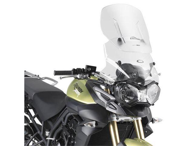 GIVI Kåbeglas Airflow - Tiger 800/XC/XR 11-17
