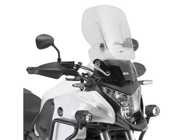 GIVI Kåbeglas Airflow - VFR1200X CrossTour 12-15