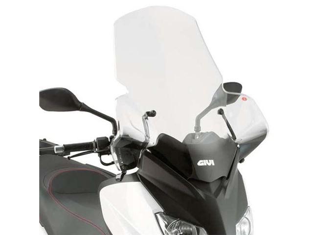 GIVI Mont.kit Vindskærm - X-MAX 125 10-13 (+446DT)