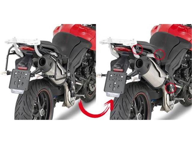 GIVI Taskeholder - Tiger Sport 1050 13-16 K.MED SR