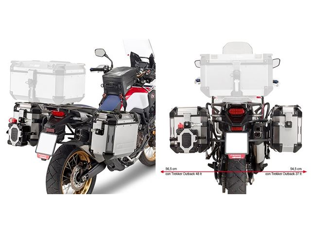GIVI Taskeholder OUTBACK - CRF1000L Africa Twin