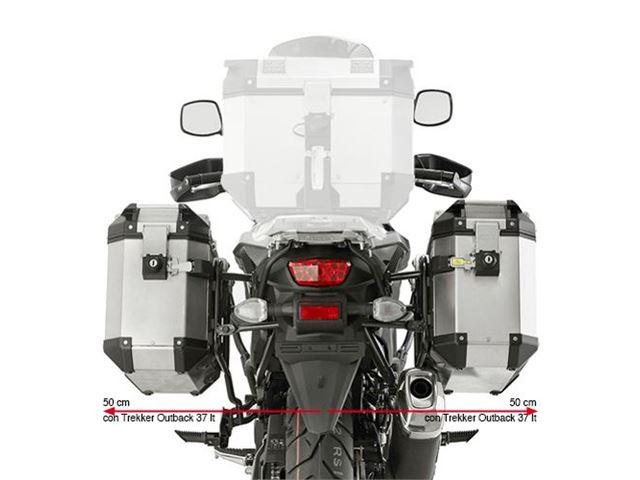 GIVI Taskeholder OUTBACK - DL650 V-STROM 17-