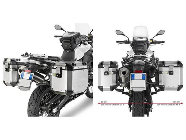GIVI Taskeholder OUTBACK - F650G/F700GS/F800GS